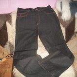 Мужские рокерские джинсы новые 34