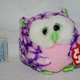 TY новый мягкий глазастик сова совушка мягкий для ваших малышей