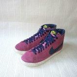 2948 Кроссовки Nike uk5/eu38 замш сост новых