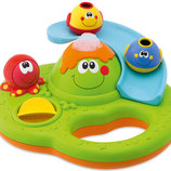 Chicco Игрушка для ванной Остров мыльных пузырей Bubble Island