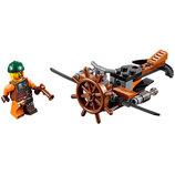 LEGO Ninjago Самолет Скайбаунда Skybound Plane 30421