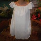 Missguided платье шифоновое очень нежное р 10