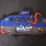 новый альбом Stikeez из глубины морей