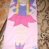 конверт-одеяло девочка