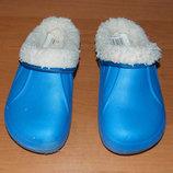Фирменные кроксы для ребенка, размер 13 20,5 см