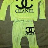 Спортивный костюм до 3,5 лет Chanel