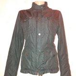 Стильная куртка ветровка от Zara м-л