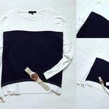 Bинтажный свитерок оверсайз