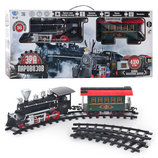 Железная дорога «Эпоха железных паровозов» 701829 R/ YY 125