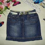 Модная юбка s.Oliver 10лет 140см Мега выбор обуви и одежды