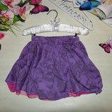 Гламурная юбка M&S 4-5л 104-110см Мега выбор обуви и одежды