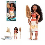 Кукла Ваяна Моана, Moana с веслом от Дисней.