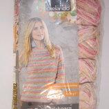 Набор ниток для вязания Crelando Thea Германия .