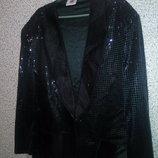 Пиджак фокусника волшебника ведущего