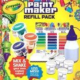 Crayola Творческий набор для создания красок Paint Maker Refill packs
