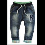 Крутые джинсы Next 9-12м 74-80см Мега выбор обуви и одежды