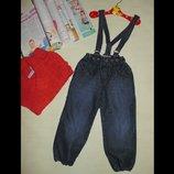 Джинсы Cherokee 3-4года 98-104см Мега выбор обуви и одежды