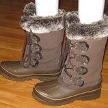 Новые классные зимние сапоги Khombu Arctic США , размер US 9 26 см