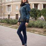 Куртка джинсовая на меху
