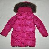 Gap baby р. 116 5 лет Куртка пуховик зимняя теплая Вьетнам оригинал