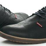 Levis туфли Levi´s кожаные мужские стильные ботинки весна лето осень Турция супер качество комфортно