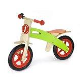 Беговел деревянный Viga Toys 50378