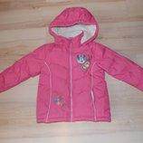 Куртка зимнняя Disney