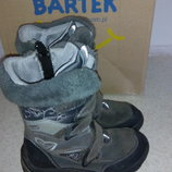 Зимние ботинки Bartek р28