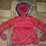 Куртка mark spencer 12-18м 83см
