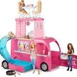 Barbie Кемпер трейлер Барби Pop-Up Camper Vehicle