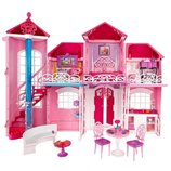 Barbie Дом вилла Барби Малибу Malibu House BJP34