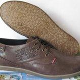 Levis туфли мужские стильные классика кожа весна лето осень