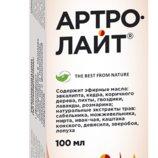 Артролайт Гель для мышц с согревающим эффектом, 100 мл Киев