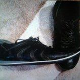 Шкіряні спортивні туфлі