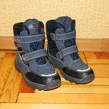 Сапоги ботинки зимние на мальчика подростка р. 38 Tom.m Том.м