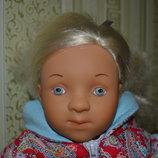 Sylvia Natterer симба Simba Коллекционная кукла куколка сильвия обмен Gotz