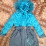 Куртка в идеальному стані на 6-8 лет