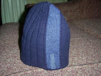 Зимняя теплая мужская шапка