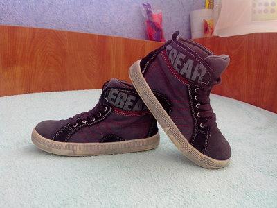 Кеды ботинки B CLUB 13 р. 20,5 см стелька