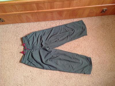 Спортивные штаны утепленные Teamwok 7 лет