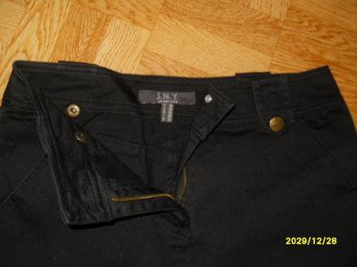 юбка котон 100 % Новая Р 46 цвет насыщенно черный