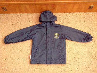 Демисезонная двусторонняя курточка Scotch 6-7 лет