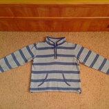 Кофта толстовка свитер M&S 5-6 лет
