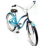 Продам велосипед Electra с рисунком совы.
