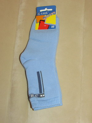 Теплые носочки детские
