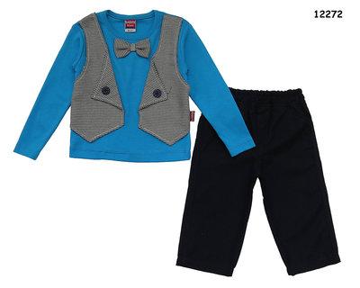 Костюм для мальчика кофта и брюки