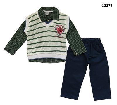 Костюм-Тройка для мальчика рубашка, жилетка и брюки