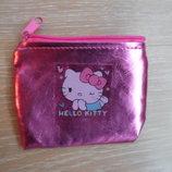 кошелек портмоне девочке детское розовое китти Hello Kitty Хелло Кити