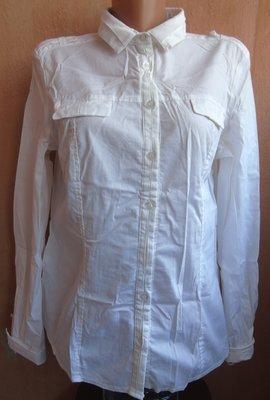 Блузка белая 44-46