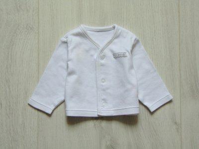 Нежная кофточка для маленького модника. M&S. Размер 0-1 месяц. Состояние идеальное